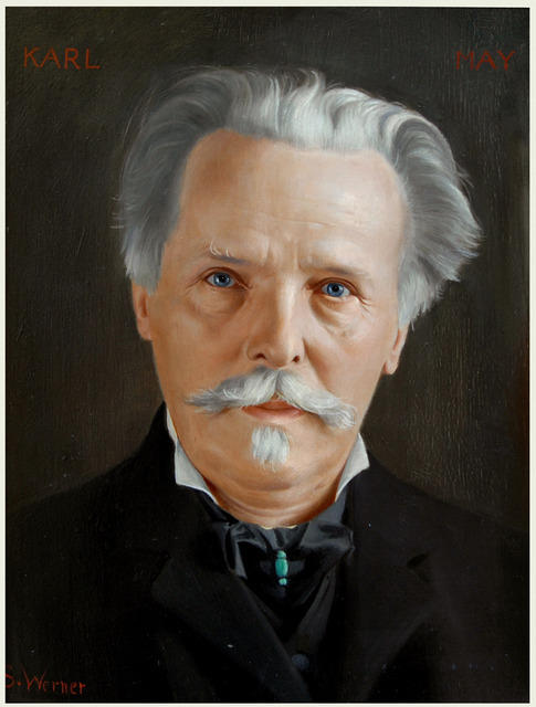 Portrait de Karl May