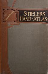 Stielers Hand-Atlas