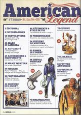 Sommaire American Legend n°8