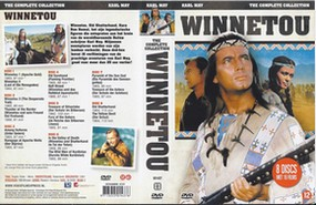 Karl May WINNETOU - complete collection